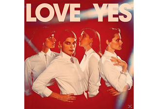 Teen - Love Yes - (CD)