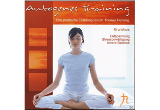 VARIOUS - Autogenes Training [CD]