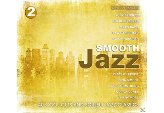 VARIOUS - Smooth Jazz - (CD)