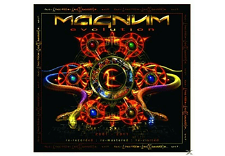 Magnum - Evolution Jewel Case [CD]