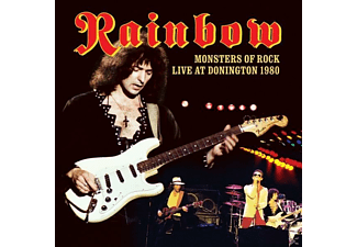 Rainbow - Monsters Of Rock-Live At Donington 1980 [DVD + CD]