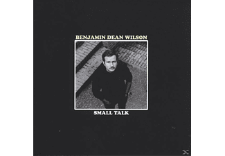 Benjamin Dean Wilson - Small Talk - (LP + Bonus-CD)