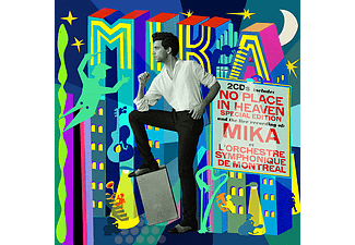 Mika - No Place in Heaven - Special Edition (CD)