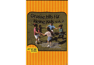 Kiddicats - Grosse Hits Für Kleine Kids 2 [MC (analog)]