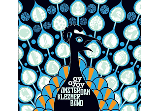 Amsterdam Klezmer Band - Oyoyoy [CD]