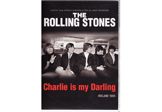 The Rolling Stones - Charlie Is My Darling - (DVD)