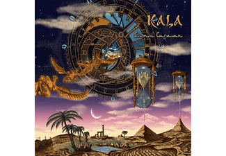 Kala - Cosmic Caravan - (CD)