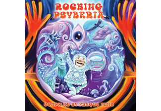 Various - Rocking Psyberia - (CD)