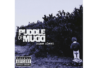 Puddle Of Mudd - Come Clean [CD]