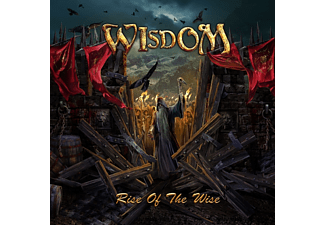 Wisdom - Rise Of The Wise [CD]