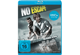 No Escape - (Blu-ray)