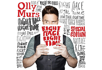 Olly Murs - Right Place Right Time - Special Edition (CD + DVD)