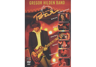 Gregor Hilden Band - Gregor Hilden Band - Live At The Lunar Bar - (DVD)