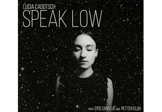 Lucia Cadotsch - Speak Low - (CD)