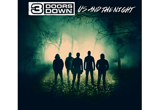 3 Doors Down - Us And The Night (Deluxe Edition) - (CD)