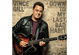 Vince Gill - Down To My Last Bad Habit - (CD)