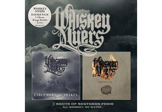 Whiskey Myers - Early Morning Shakes/Firewater - (CD)