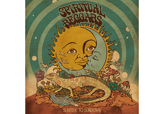 Spiritual Beggars - Sunrise To Sundown - (LP + Bonus-CD)
