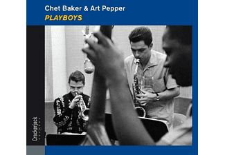 Baker/Pepper - Playboys With Art Pepper - (CD)