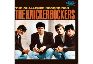 The Knickerbockers - The Challenge Recordings-4 Cd Boxed Set - (CD)