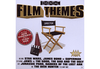VARIOUS - Essential Film Themes - (CD)