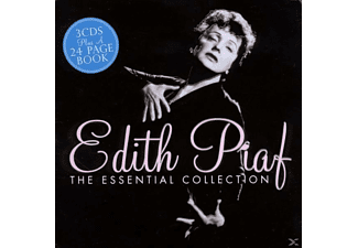 Edith Piaf - Edith Piaf The Essential Collection [CD]