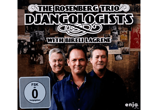 The Rosenberg Trio - Djangologists - (DVD)
