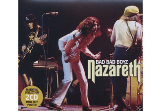 Nazareth - Bad Bad Boyz-Essential Collection [CD]