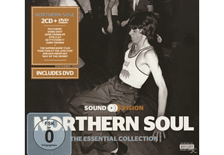 VARIOUS - Northern Soul - The Essential Collection - (CD + DVD)