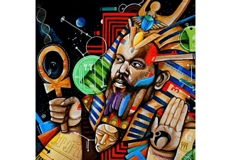 Ras G - Back On The Planet (Vinyl+Mp3) - (Vinyl)