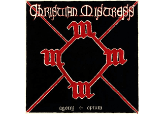 Christian Mistress - Agony & Opium [CD]
