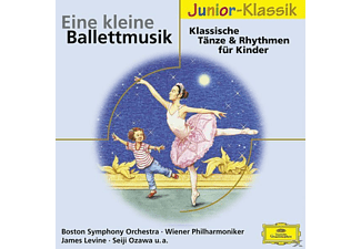 OZAWA,SEIJI/LEVINE,JAMES/WIENER PHILHARMONIKER/BOSTON SYMPHO, Ozawa/Levine/WP/Boston Symphony Orchestra/+ - Eine Kleine Ballettmusik (Elo Jun.) - (CD)