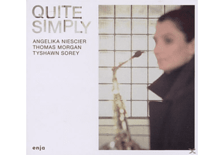 Angelika Niescier - Quite Simply [CD]