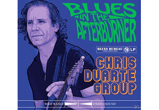 Chris Group Duarte - Blues In The Afterburner - (CD)