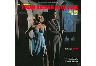 John Barry, VARIOUS - From Russia With Love - (Vinyl)