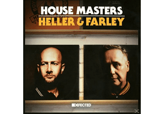 Heller & Farley - Defected Pres. House Masters - (CD)