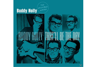 Buddy Holly - Buddy Holly-That'll Be The Day - (Vinyl)