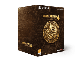 Uncharted 4 - A Thief's End (Libertalia Collector's Edition)  | PlayStation 4