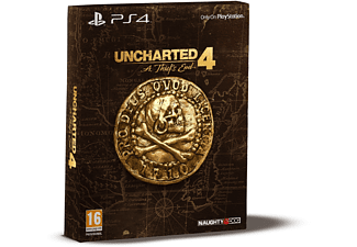Uncharted 4 - A Thief's End (Special Edition)          | PlayStation 4