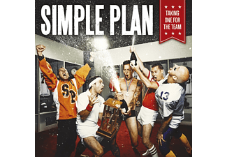Simple Plan - Taking One For The Team - (CD)