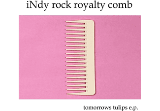 Tomorrow Tulips - Indy Rock Royalty Comb - (LP + Download)