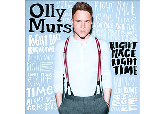 Olly Murs - Right Place Right Time (CD)