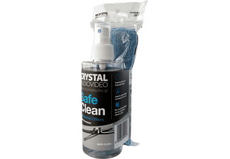 CRYSTAL AUDIO Safe Clean