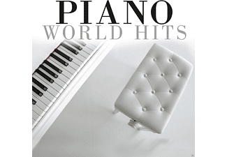Jimmy The Pianoguy - Piano World Hits - (CD)