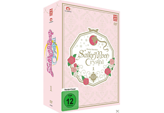 Sailor Moon Crystal - Volume 1 - (DVD)