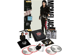 Michael Jackson - Bad - 25th Anniversary Deluxe Edition (CD + DVD)