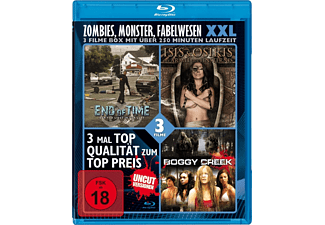 Zombies, Monster, Fabelwesen: End Of Time / Isis und Osiris / Boggy Creek - (Blu-ray)