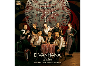 Divanhana - Zukva-Savdah From Bosnia`s Finest - (CD)