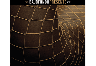 Bajofondo Presente (Ltd.Edition) CD