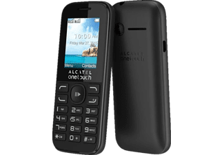 ALCATEL One Touch 1052 Dual Sim Black - (1052D)